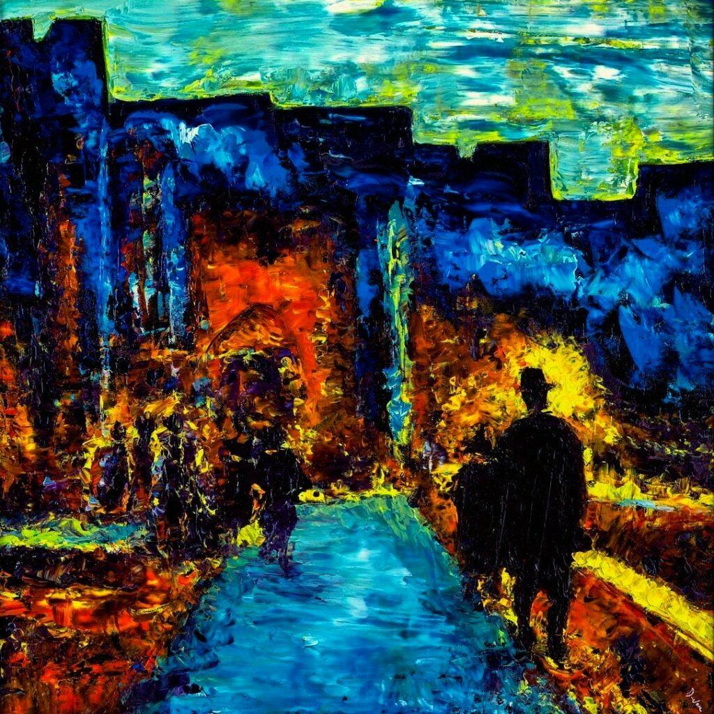 Yitzchak Devor, Fine Art