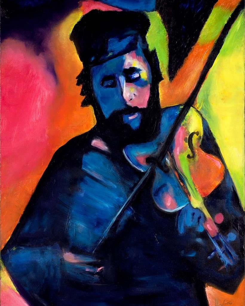 Fiddler, Fiddler on the Roof, Yitzchak Devor